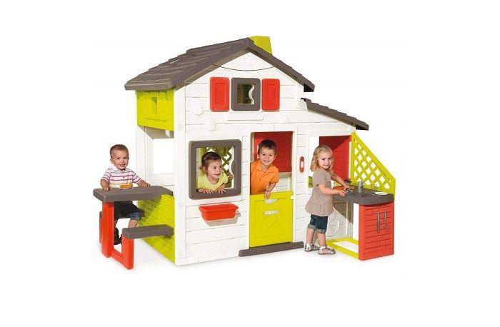 smoby casa friends house