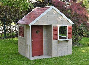 casitas para niños jardin