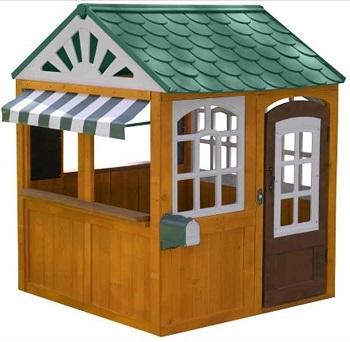casi madera jardin kidkraft para niños