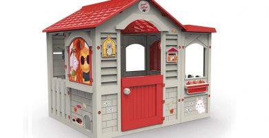 Chicos Casita Infantil de Exterior Grand Cottage XL