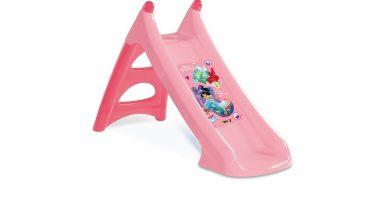 Smoby Princesas Disney - Tobogán infantil